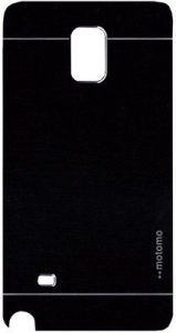 Tos Motomo Back Cover Black For Samsung Galaxy Note 4 N910g