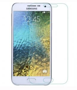 Fts Tempered Glass For Samsung Galaxy E5 (code - Tg169)