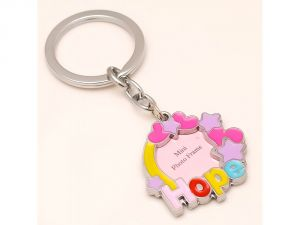 Sanaa Creations Combo Of Mini Hope Photo Frame Either Use As Keychain/pendant -(product Code-1kp16)