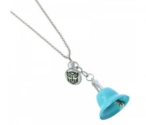 Sanaa Creations Hot New Sky Blue Color Bell Shape Stylish Keychain/pendant-(product Code-1kp65)