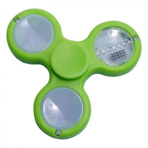 Jharjhar Multicolor LED Lights Fidget Spinners