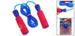 Exercise Training Skipping Jumping Jump Rope With Foam Grips