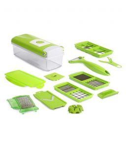 Gep Multifunctional Slicer Choppers Green