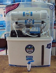 Aquagrand (ro Uv Uf Tds) With 10-12 Litres Of Storage Capacity