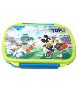 Ski Homeware Green Kids Lunch Box