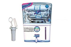 Water purifiers - Aquagrand Plus Skyscraper Superb 15 Ltr Ro Uv Uf Minerals And Prefilter Water Purifier