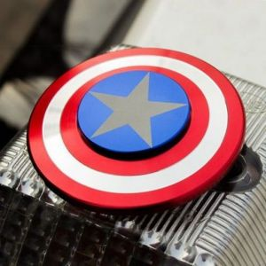 Tech Gear Captain America Fidget Spinner