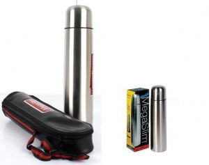 Combo Mega Slim 1000 Ml And 500 Ml Flask