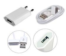 2-in-1 Charger For Mobile Phones / Smartphones / Tablets & All Other Various Micro USB Pin Cellphones