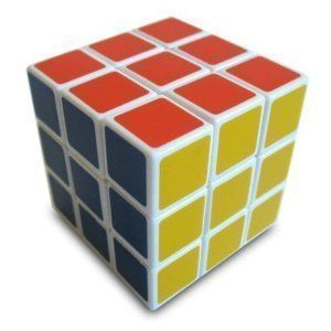 3 Way Speed Rubiks Cube Puzzle