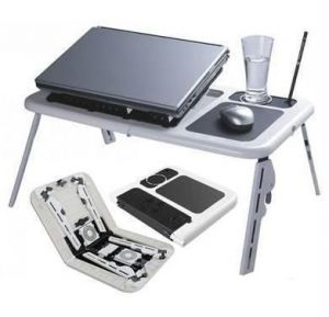 E Table - Portable Laptop Stand
