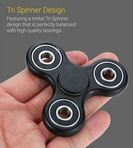 Original Fidget Spinner Toy Stress Reducer - Perfect For Adults & Kids- Buy 2 Get 1 Free