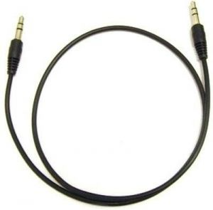 3.5mm Audio Extension Aux Cable iPhone Car