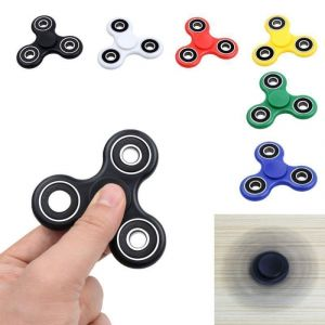 Fidget Hand Spinner Anti-stress Spinning Toy For Fun,focus, Adhd, Anxiety