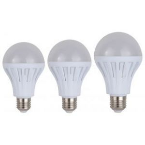 5 Watt 9 Watt 12 Watt LED Bulb Pack Of 3
