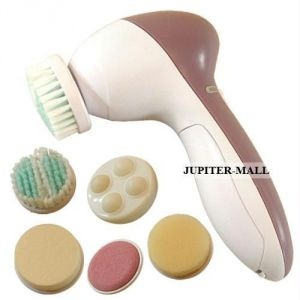 5-in-1 Massager Callous Remover Body Face Facial 6