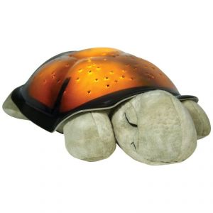 Turtle Night Light Star Child Sleeping Projector Night Lamp