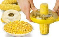 New Ultimate Corn Cutter One Step Corn Kerneler Corn Cutter