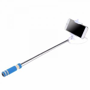 Futaba Monopod Foldable Selfie Stick - Blue