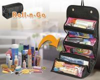 4 In 1 Roll N Go Travel Buddy Cosmetic And Jewellery Organizer