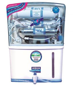 Aqua Grand 12 Ltrs Super Grand Ro Uv Ro Uv Uf Water Purifier