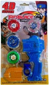 Beyblade 4 D System Metal Masters Fury (multicolor)
