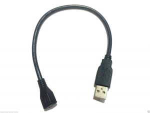 Micro USB Female To USB Male Cable For Otg Morpho 1300 E2