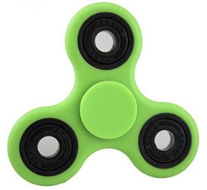 Fidget Toy Hand Spinner- Light Green Colour