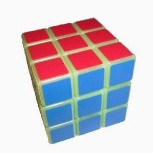 Yj 3x3 Speed Cube Glow In The Dark (vvgoo-i)