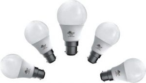 Ornate 7 W LED Bulb (white, Pack Of 5)