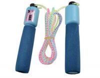 Exercise Nonslip Grip Counter Skipping Jumping Rope