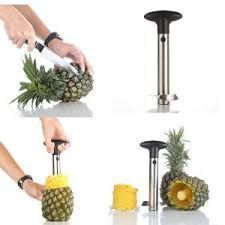 Pineapple Cutter (slicer And Corer)