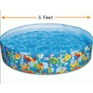 Intex Baby Swimming Pool 5 Feet