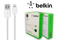 Genuine Belkin 8-pin Lightning iPhone 5s 6 6 iPod USB Sync Charger Cable