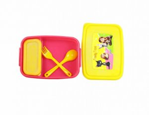 Rectangular Shaped School Lunch Box For Kids