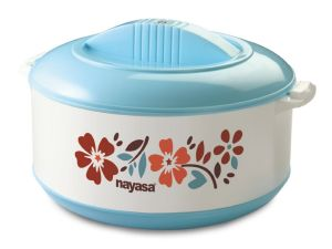 Nayasa Thermoware Casserole - Chef - 1500 Blue