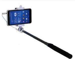 Selfie Stick For Ios And Android Smartphones