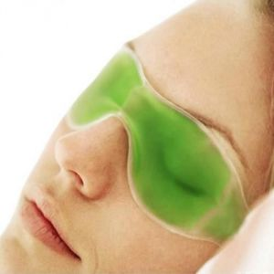 Aloe Vera Ice Cool Gel Eye Mask