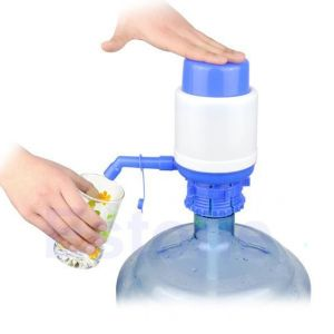 Drinking Water Hand Press Manual Pump Dispenser For Bottled Water