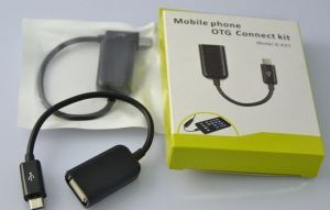 USB Hubs - Otg Cable For Mobile Phones