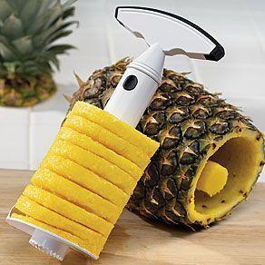 Easy Pineapple Slicer Cutter Corer Ultimate Pineapple Slicer Tool