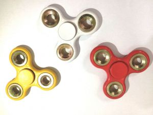 Trioflextech Buy 1 Get 1 Fidget Spinner / Hand Fidget Finger Spinner Toy For Kids & Adult