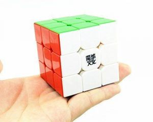 Yj Moyu Aolong V2 3x3x3 Speed Cube Enhanced Edition Colorful Stickerless