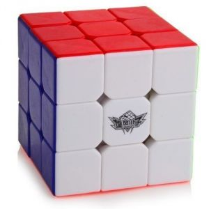 Cyclone Boys 3 X 3 Feiwu Stickerless Speed Cube