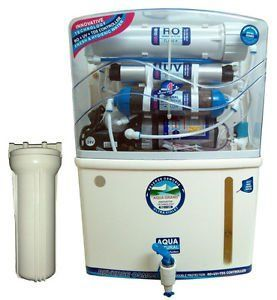 Aqua Grand 14 Stage Ro Uv Uf Tds Mineral 12 Ltrs Water Prufier
