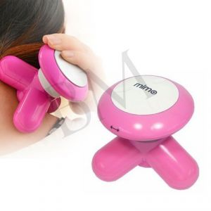 Mimo Mini Massager Powerful 2 In 1 Full Body Massager Battery & USB Power