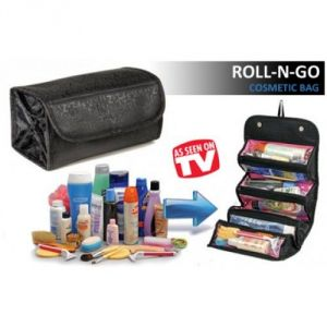 As Seen On TV Roll N Go Cosmetic Organiser