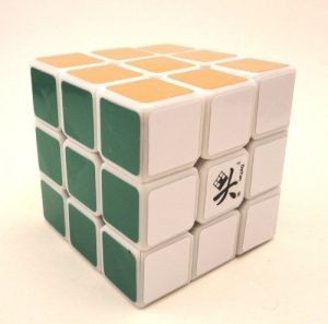 Dayan Guhong V2 3x3 Speed Cube White