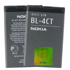Nokia New High Quality Replacement Battery Bl 4ct