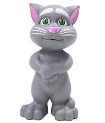 Battery Operated Toys - Baby Toys Intelligent Cat With Wonderful Talk Back Voice
